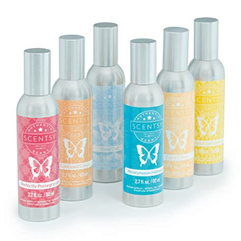 room spray scensty scentsy