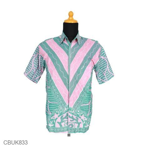 Kemeja Lengan Pendek Batik Sinaran 2 baju batik kemeja motif sinaran walik kemeja lengan pendek murah batikunik