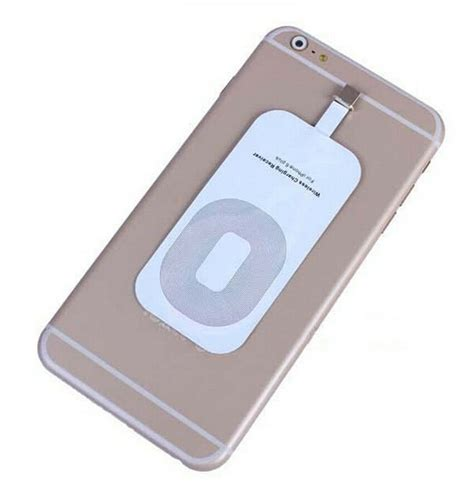 Iphone Qi Chargeur by Qi Standard Wireless Charger Charging Receiver Pad For 5 5 Quot Inch Iphone 6 Plus Ebay