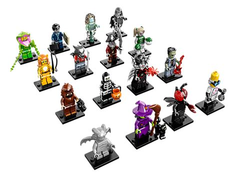 Sealed Lego Minifigure Series 14 Wacky Witch lego 174 minifigures series 14 monsters 71010
