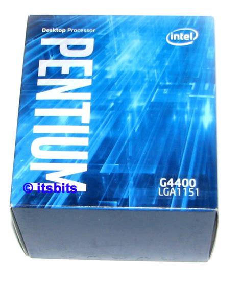Intel G4400 Box 3 3ghz intel g4400 lga1151 3 3ghz dual 1151 cpu processor