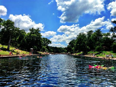 A Guide to Austin's Best Spring-Fed Pools - 365 Things to ... Austin Texas 78729