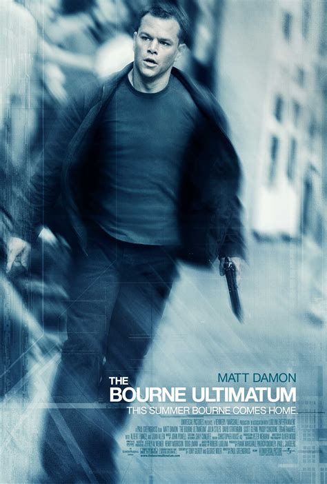 Review The Bourne Ultimatum S Reviews