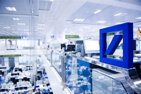 deutsche bank profit deutsche bank profits disappoint as sovereign debt crisis