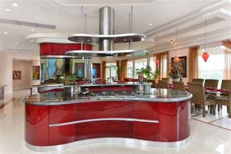 red kitchen island red kitchen islands design quicua com