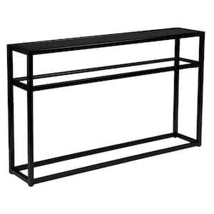 holly martin baldrick console table black console