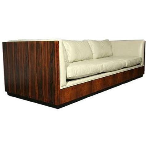idesign furniture wood sofa at the galleria