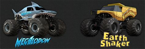 new monster jam trucks new trucks for 2017 monster jam