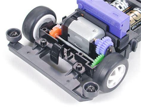 Gear Set Tamiya Chassis Type 3 tamiya mini 4wd chassis