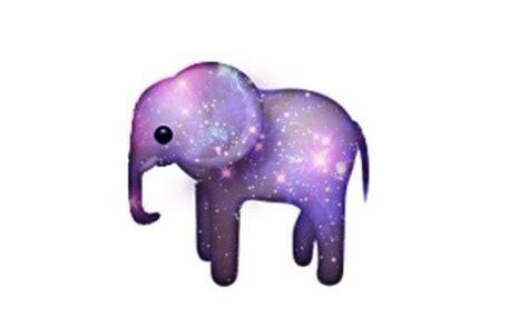 emoji elephant wallpaper photo by now fluo we heart it elephant and emoji