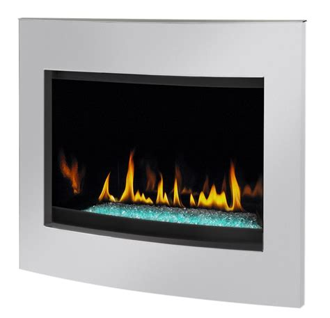 napoleon gas fireplace crystallo direct vent gas