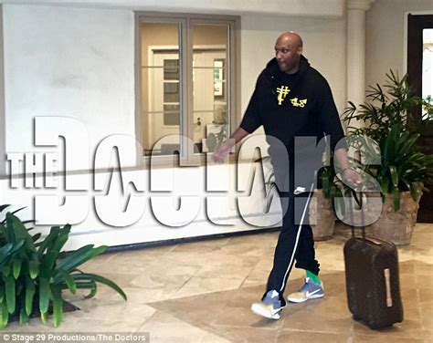 In Out Of Rehab In A Day by Welcome To Dafemoritz Lamar Odom Checks Out Of Rehab