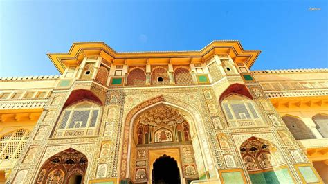 Attractive Church Fort Worth #3: Amer-amer-fort-palace-india.jpg