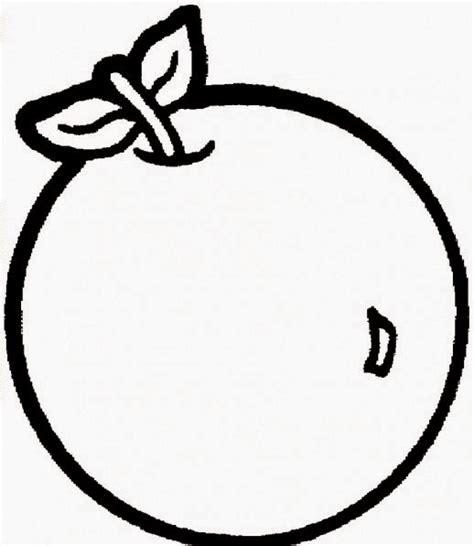 koleksi gambar gambar mewarnai buah jeruk untuk anak terbaru si gambar