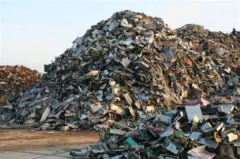 goodwill  dell caught exporting  waste  developing