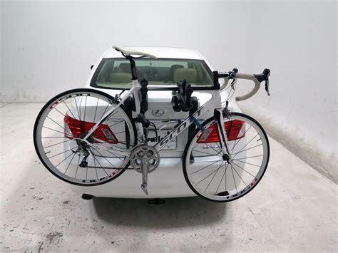 Honda Civic Bike Rack by Honda Civic Saris Superbones 3 Bike Rack Trunk Mount