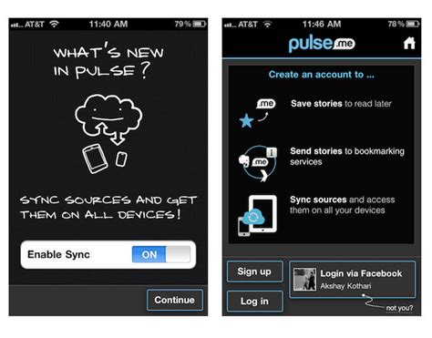 android quick tutorial pulse news reader update brings cross platform syncing