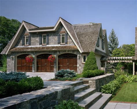 traditional garage designs beautiful garage doors home design ideas pictures