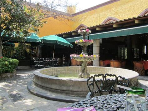 el patio photo patio picture of el patio tlaquepaque tripadvisor