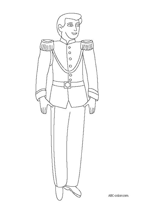 prince coloring pages barriee