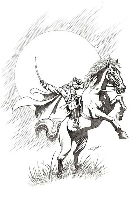 halloween coloring pages headless horseman the headless horseman aka the halloween hessian aka