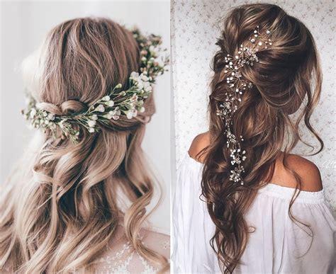 Wedding Hairstyles Rustic by Rustic Wedding Hairstyles Pink Wedding