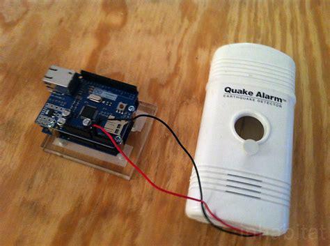 Quake Alarm keystones connectors 171 inhabitat green design