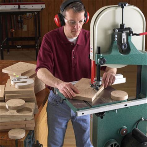 woodworking tool review  bandsaws