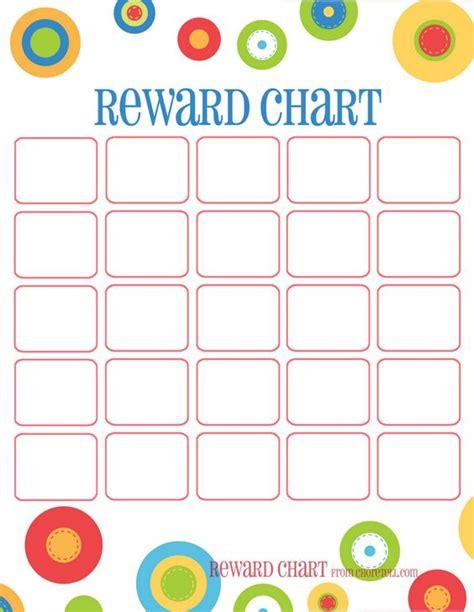 printable reward charts uk dots charts and stickers on pinterest