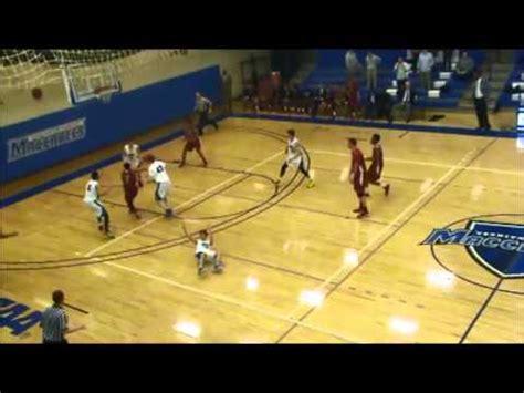 montclair state mens basketball  yeshiva february   youtube