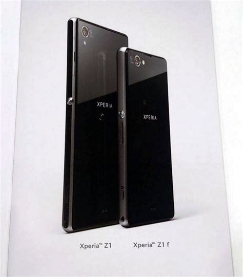 Hp Sony Xperia Z1 Honami sony xperia z1 f honami mini image and detailed specs surface