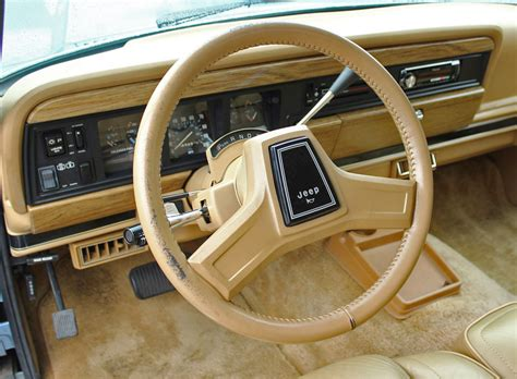 1990 jeep wagoneer interior grand wagoneer interior autos post