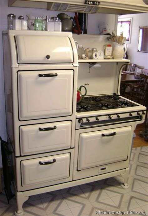 ideas  vintage kitchen appliances