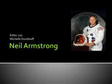 neil armstrong biography powerpoint ppt neil armstrong powerpoint presentation id 197259