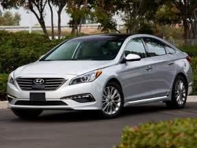 new 2015 hyundai cars 15 best family cars 2015 hyundai sonata kelley blue book