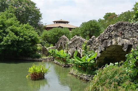 Japanese Botanical Garden San Antonio San Antonio Japanese Tea Garden Botanic Garden In San Antonio Thousand Wonders