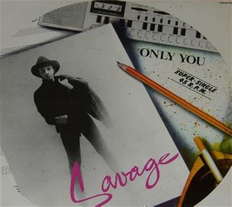 savage only you savage only you vinyl