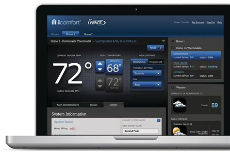 controlled comfort remote controlled comfort wireless thermostats