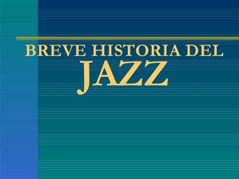 breve historia de espaa 8491047565 el jazz