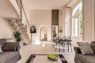 White Loft Apartment Aweshome Spagna White Fair Loft Rome Italy