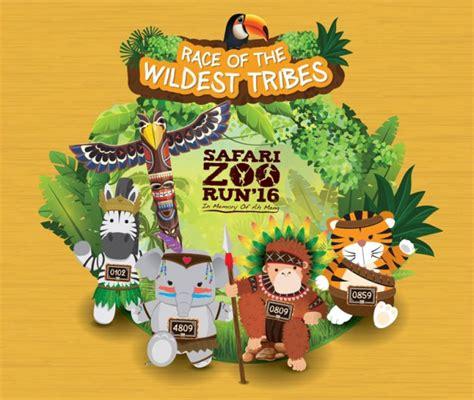 singapore zoo new year 2015 grab early bird tickets to safari zoo run 2016 with free