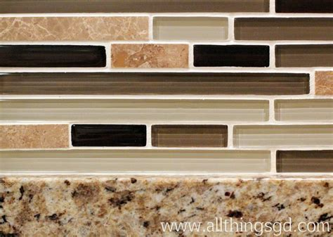 grouting glass tile backsplash look how the glass tile backsplash contains all of the