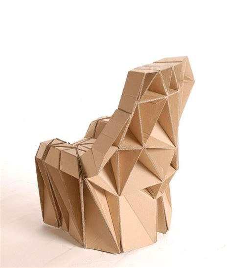 Make An Armchair Design Ideas 17 Best Ideas About Cardboard Chair On Pinterest Cardboard Furniture Corrugated And