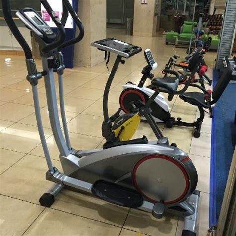 Murah Elleptical Bike Tl2516 Elliptical Cross Trainer 2 Fungsi sepeda olahraga statis elliptical cross trainer dengan
