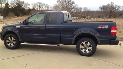 F 150 Fx4 2004 by Used Car Review 2004 Ford F 150 Fx4 4x4