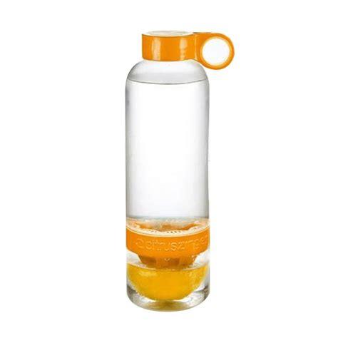 Botol Infused Water Tupperware jual citrus zinger water bottle twist infused botol minum