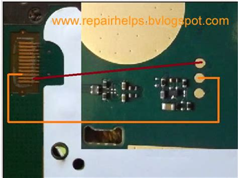 Lcd Nokia C1 01 101 107 repair helps nokia 107 lcd light problems ways jumper