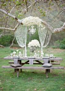 Love birds wedding decorations autumn backyard wedding griner s blog