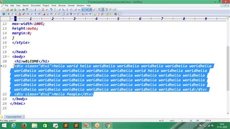 css tutorial container css tutorial padding margin box model programs css