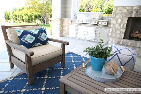 pottery barn outdoor rugs home decor
